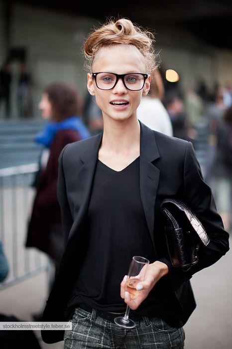 Lovely glasses.