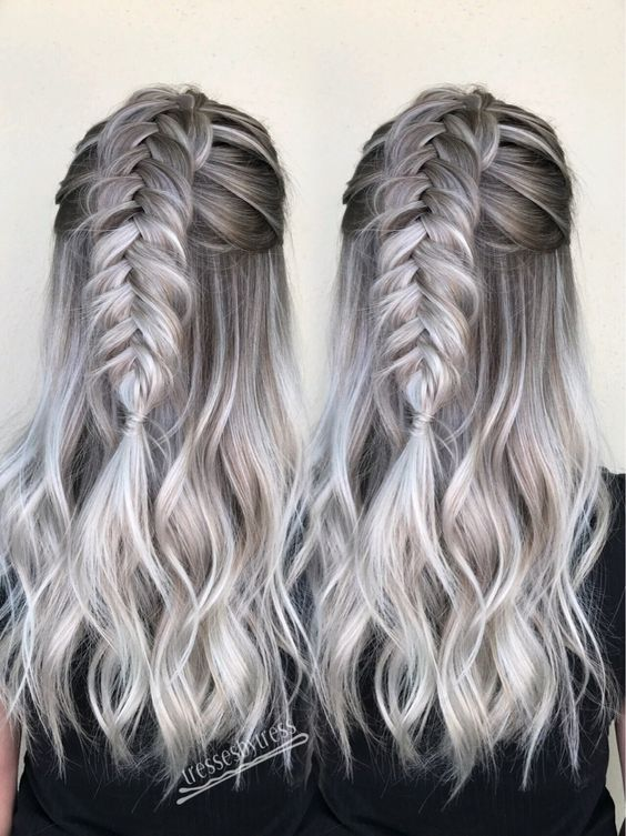 27 Best Platinum Blonde Hair Color And Highlights For