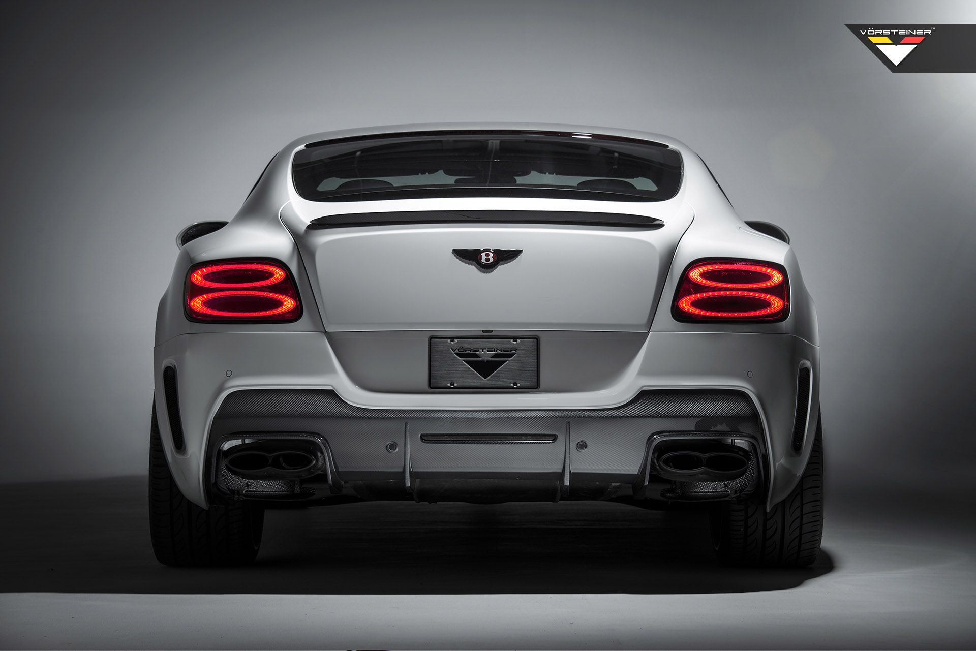 Vorsteiner releases new photos of its modified Bentley Continental