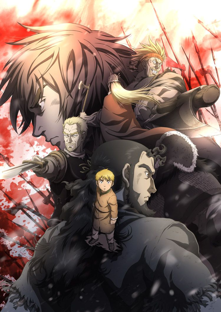Watch and download vinland saga anime english subbed