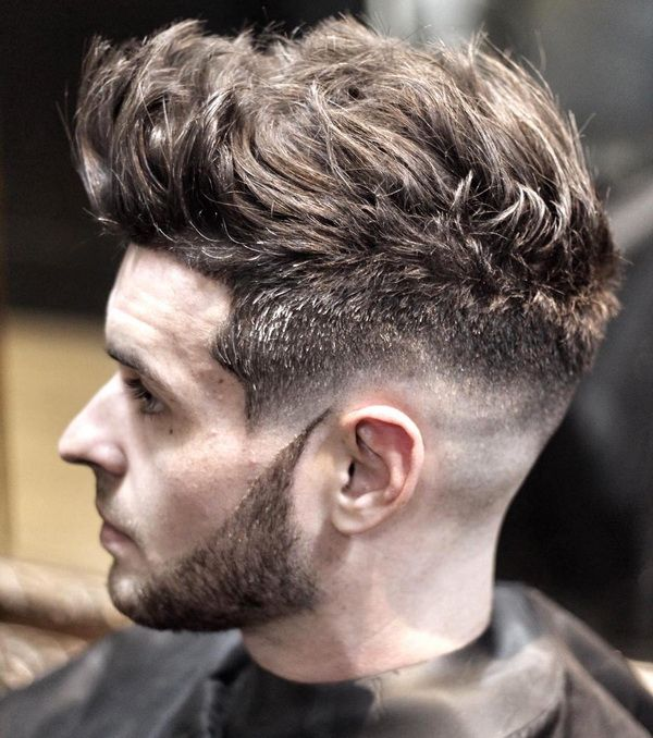 Spikes Fur Dickes Haar Herrenschnitte Coole Frisuren Manner Frisuren