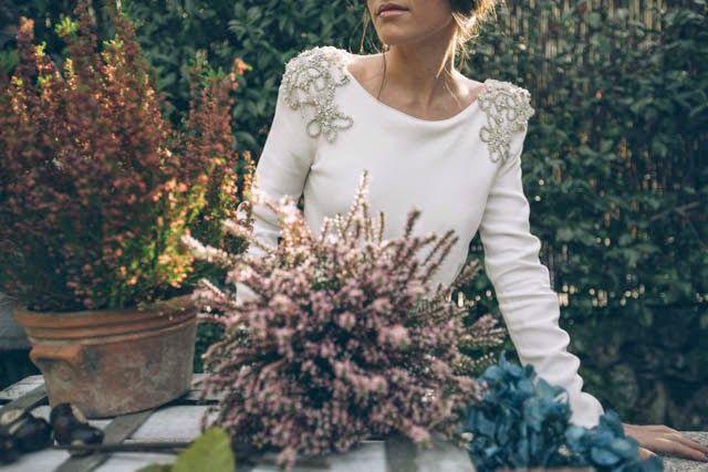 robe de mariée haute couture hiver