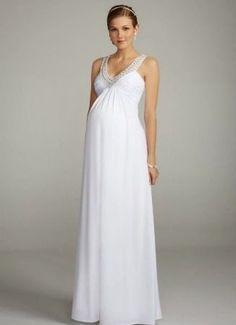Vestidos novia embarazada 5 meses