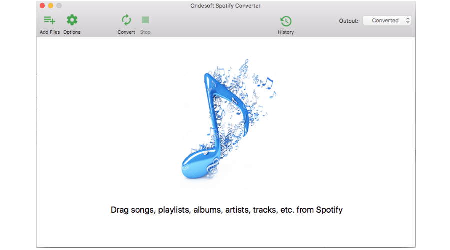 100% Giveaway on Ondesoft Spotify Music Converter for Mac & 50% Off