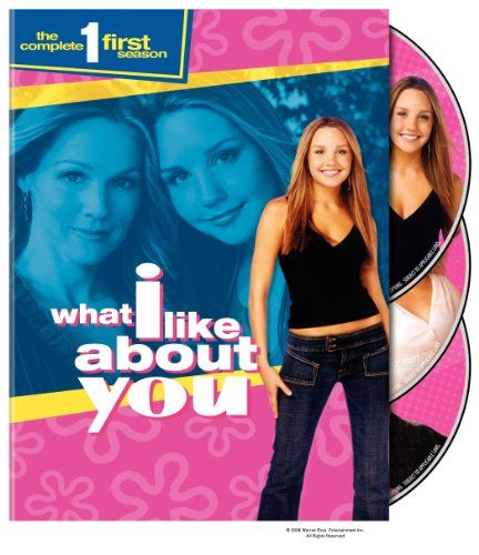 What I Like About You The Complete First Season Watch Tv Shows Tv Shows Tv Series