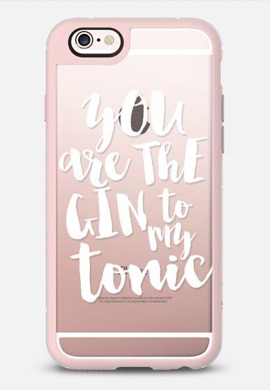 iphone 7 plus case gin