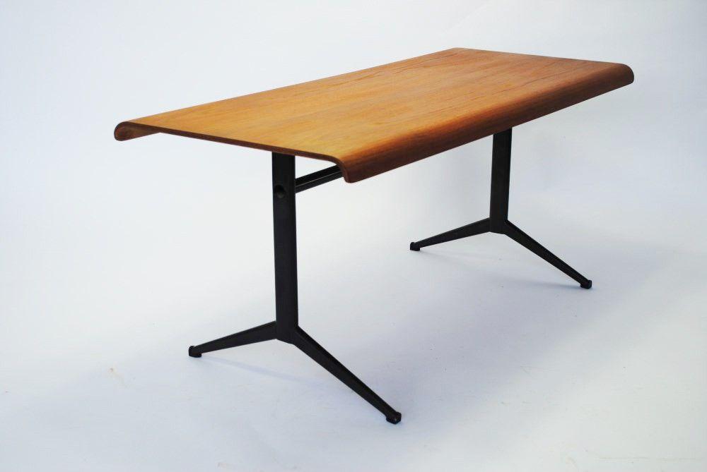 Friso Kramer coffee table, Auping - Friso Kramer | Palissander | DesignAddict