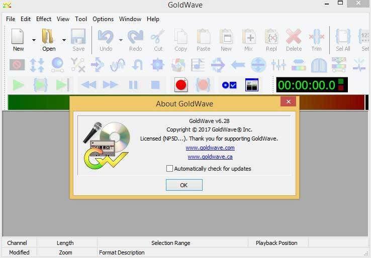 download goldwave free full version