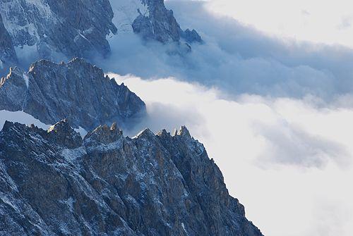 Hautes Alpes - Bergfotografie und Bergwanderungen