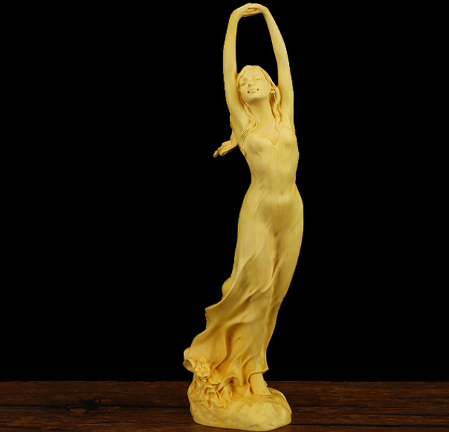 Yueqing boxwood carving