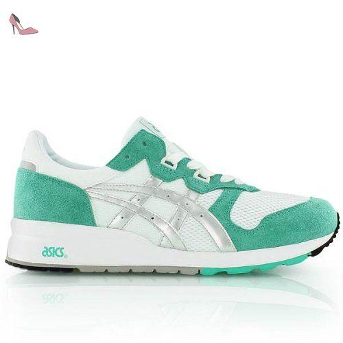 Epirus Blanc Sneakers Homme Mode Gel Asics Chaussures Vert 56nHOO0