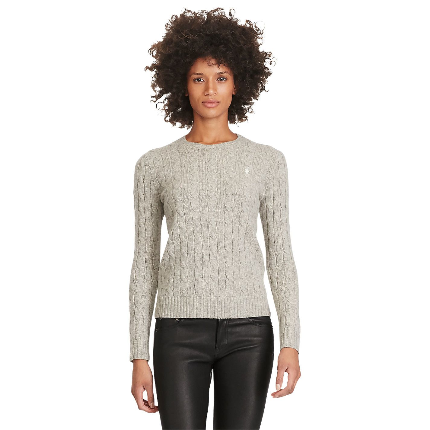 8495e2ca58fcc Buy Polo Ralph Lauren Julianna Cable Knit Jumper