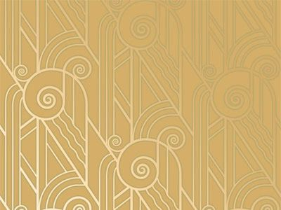 Oh My Gosh I Am Going To Need This Art Deco Wallpaper Somewhere In