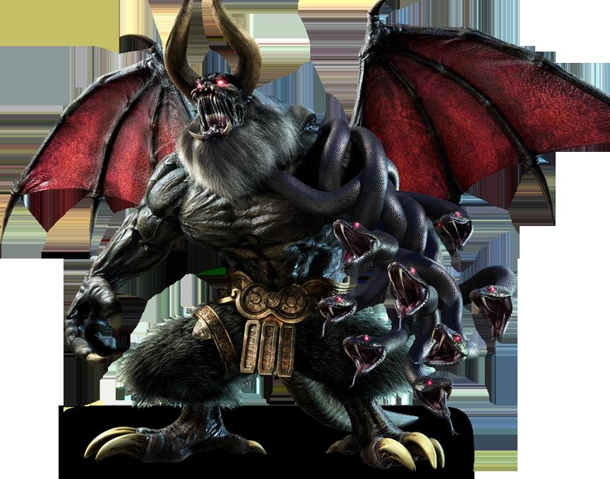 True Ogre The Tekken Wiki Tekken 6 Tekken 5 Tekken 3 And