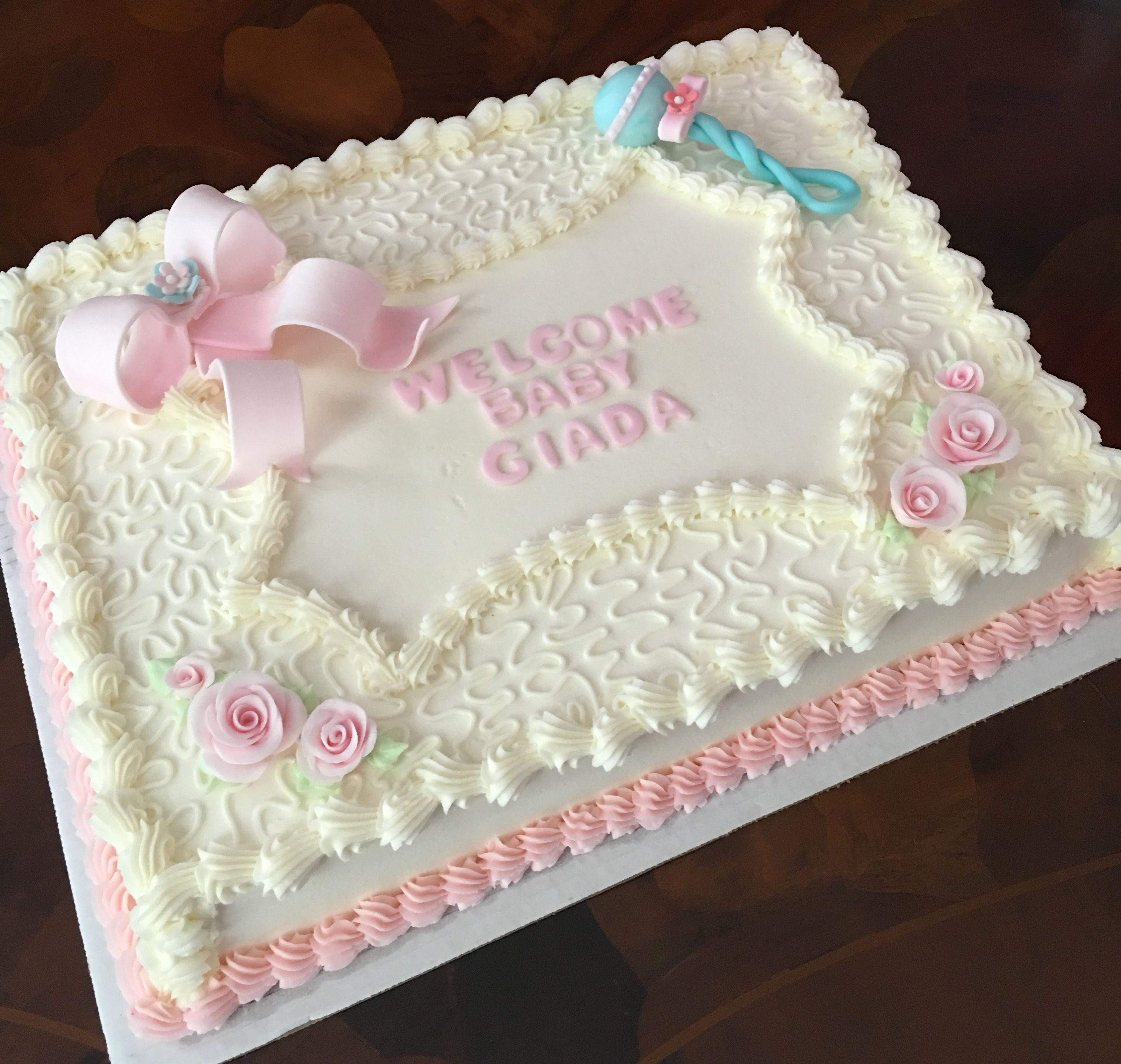 Princess cake | Baby birthday cakes, Girl cakes, First