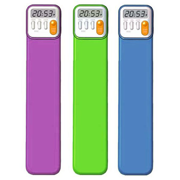 Mark My Time Digital Bookmark Techie Bookmarks Kids