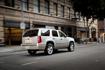 My Dream Car Is A Fully Loaded Ccchevy Tahoe With A Tan Or Black