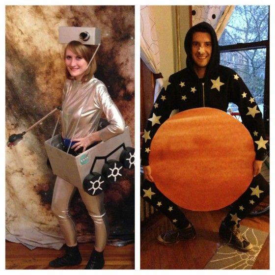 Mars costume ideas costume shannon made a curiosity for Xeni jardin husband