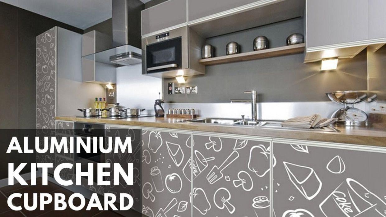9 Aluminum Kitchen Cabinet Design Philippines   Aluminium kitchen ...
