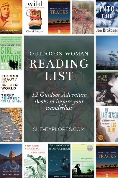 Our Fall Reading List — She Explores: Women in the outdoors.