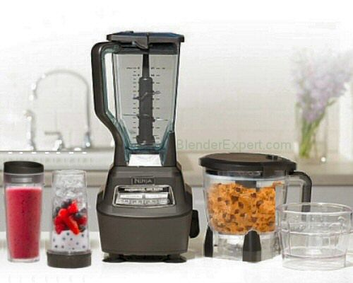 The Latest Ninja Mega Kitchen System 1500 Has A More Powerful Motor And  Combines Many Of Your Kitchen Utensils In One. Itu0027s Probably The Best  Blender/food ...