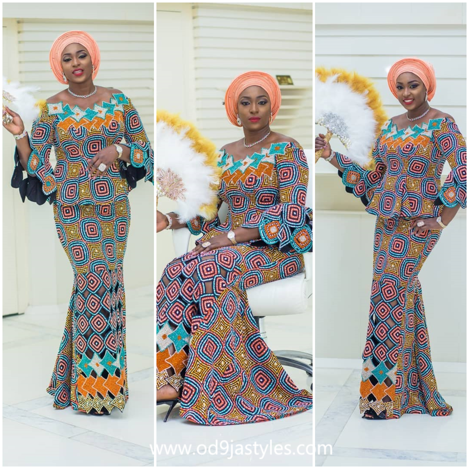 Pin By African Styles And Fashion Trends On Latest Ankara