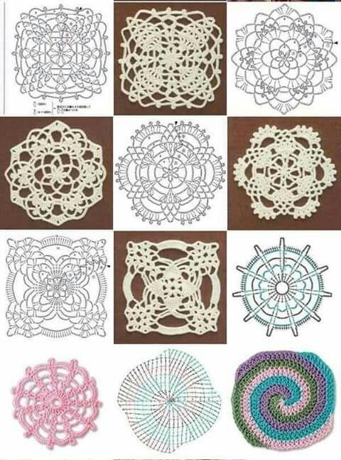 Pin de cheli ramirez en tejidos y muestras | Pinterest | Tejido