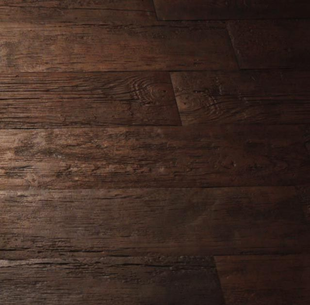 Bright Fun Decor Inspiration Wood Tile