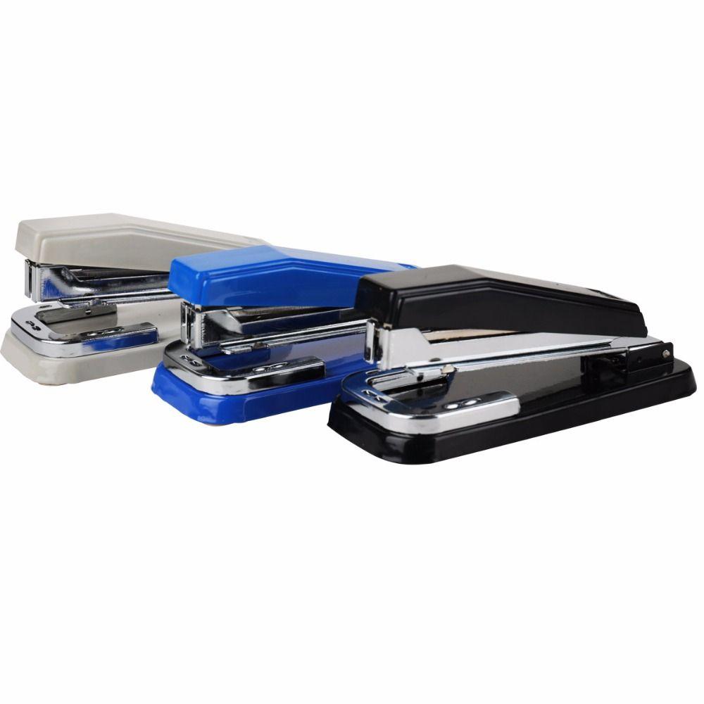 Mini Metal Stapler Jumbo Manual 24/6 Book Sewer Paper Clip