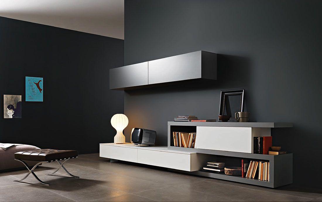 Exklusive Wohnzimmermöbel ~ Tv wand lampo l2 23 möbel wohnzimmermöbel möbel für