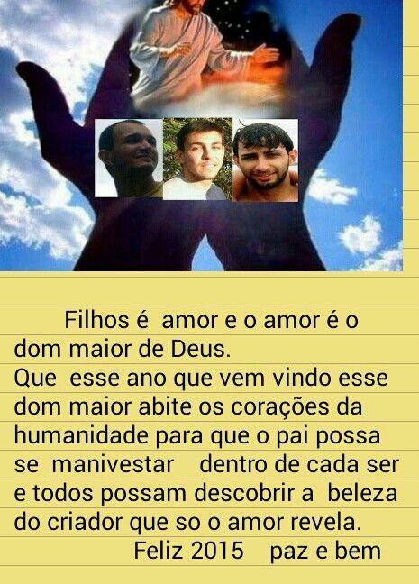 Filhos amor de Deus