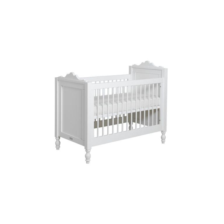 Babybett Belle weiss 60x120 | Baby | Pinterest | Babies