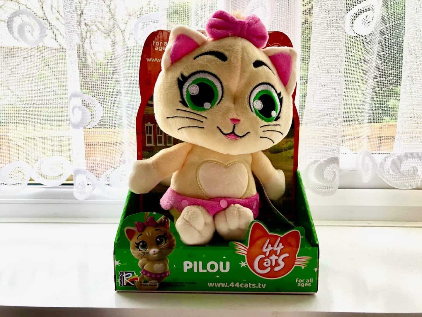 44 Cats Musical Plush Toy and Their New Range of Cattastic