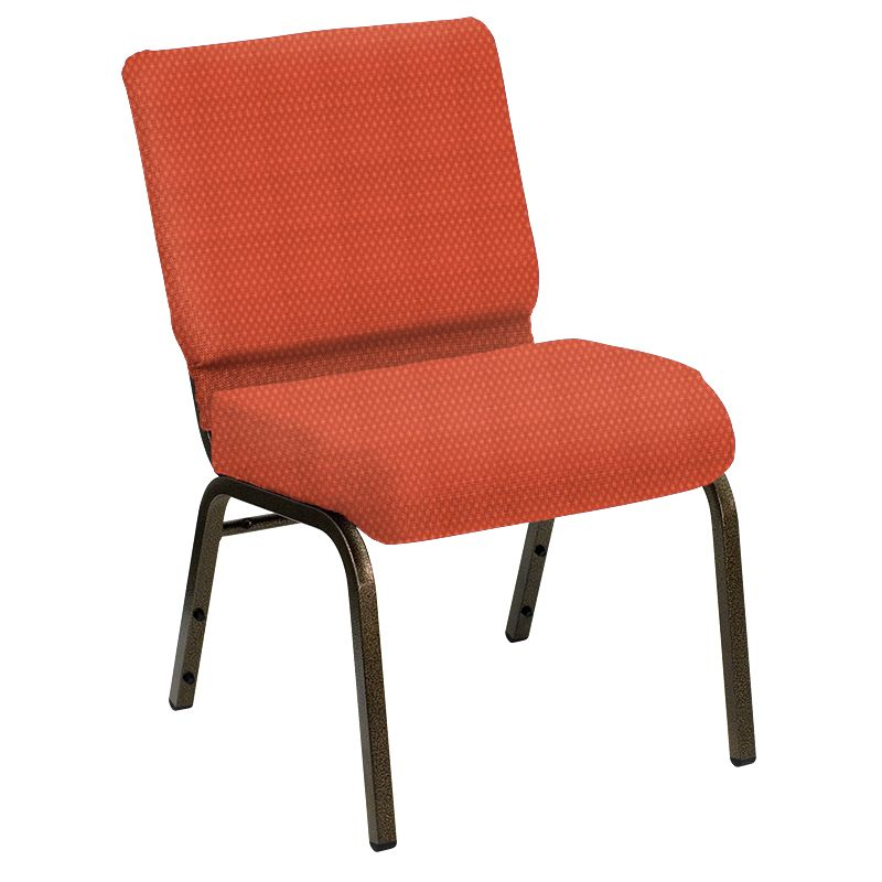 chairs 4 less harlow cuddle chair church biltmore calypso fabric on 21 in extra wide with gold frame price is right at 50