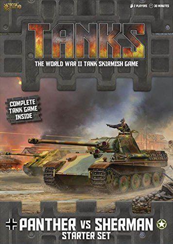 tanks juego de mesa