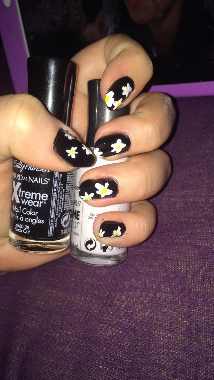 Spring ish nailart naildesign nails nails pinterest