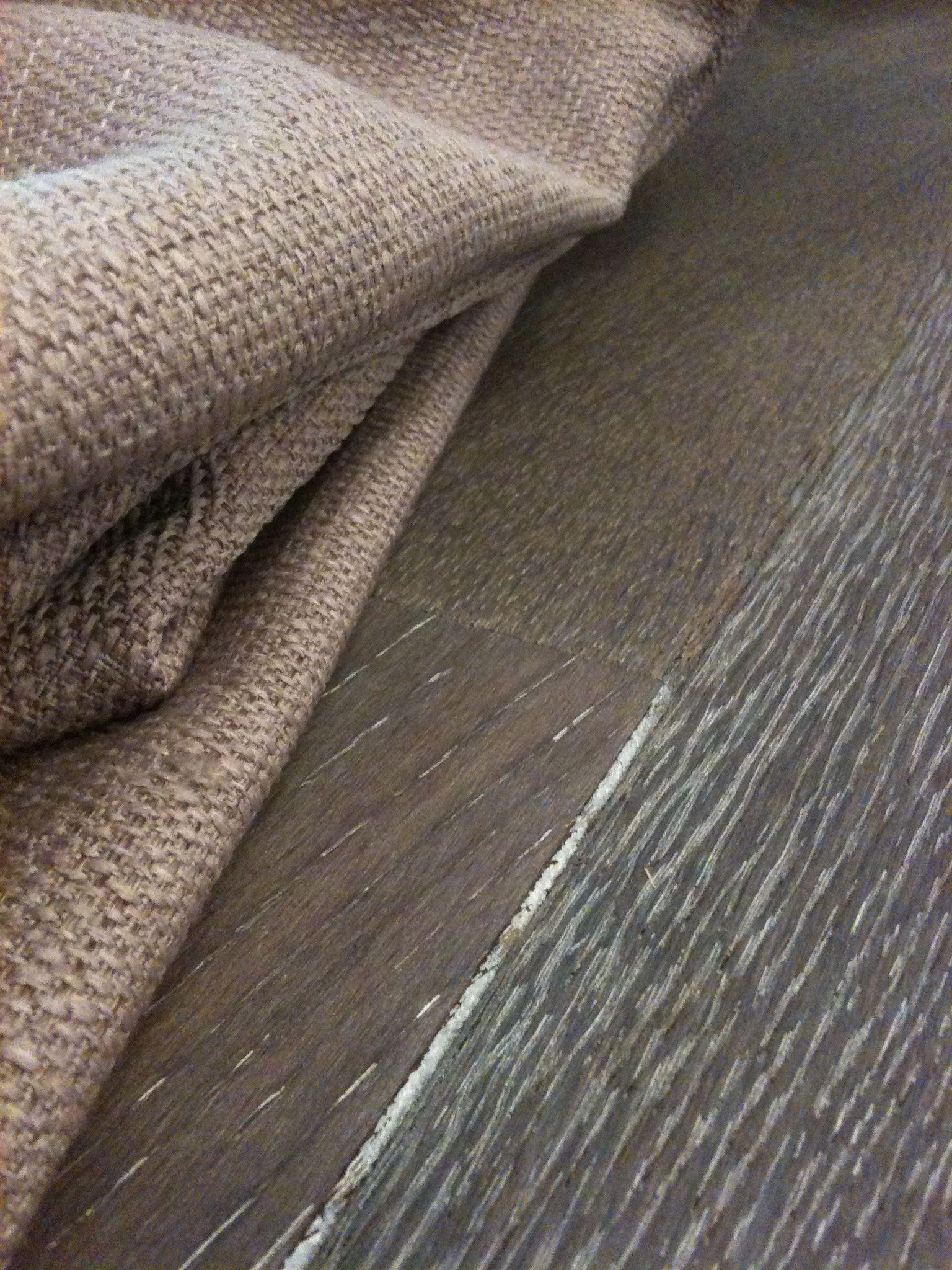 bijzonder en warm houten vloer thermisch verhit is behandeld