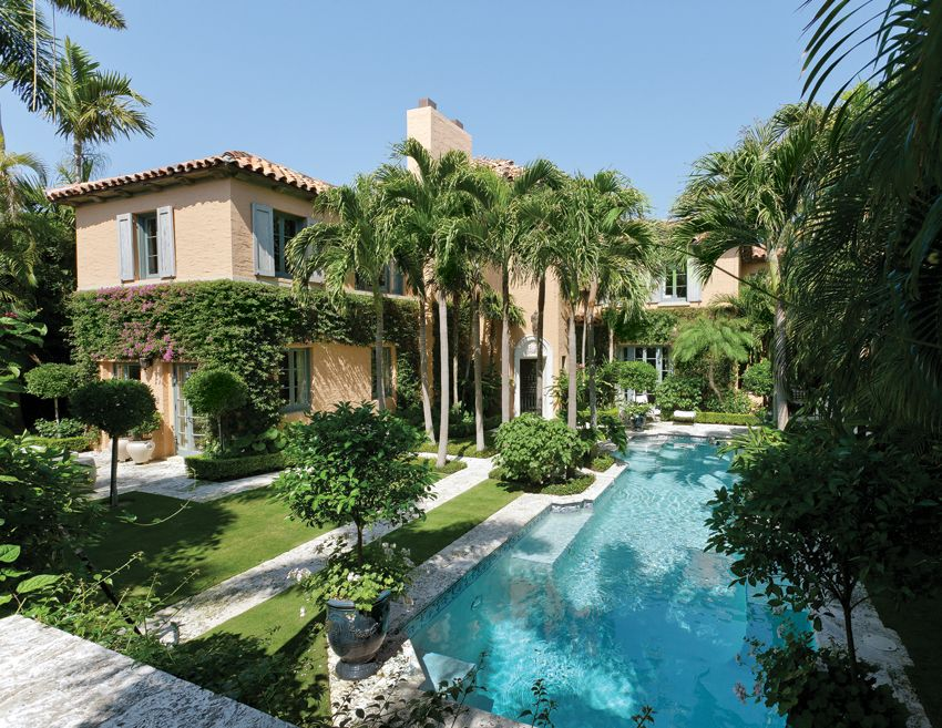 Palm Beach Pool And Landscape Design By