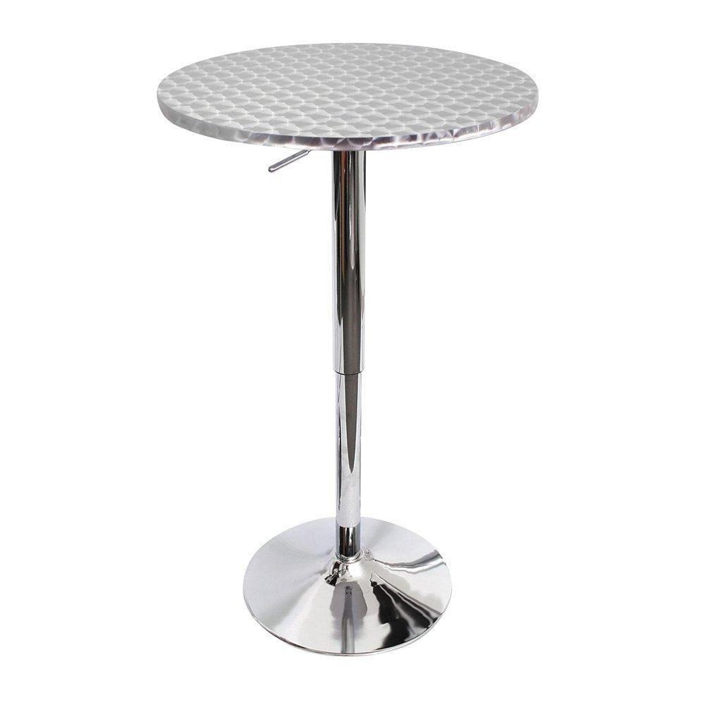 LumiSource BT TLBISTRO23RN Bistro Bar Table   Round