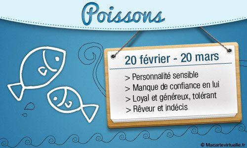 Signe Astrologique Du Poisson Citation Poisson Signe