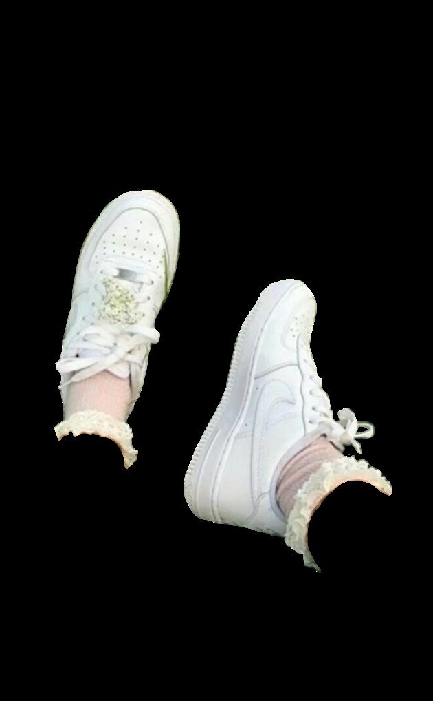 Eggtaurus On Ig White Nikes Nike Air Force Ones Whiteshoes