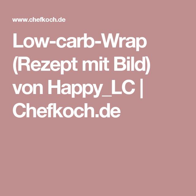 Low-carb-Wrap (Rezept mit Bild) von Happy_LC   Chefkoch.de