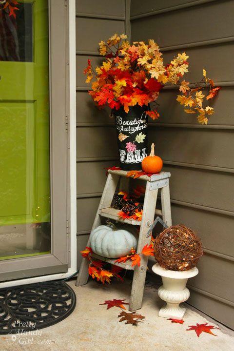 45++ Fall entryway decor information