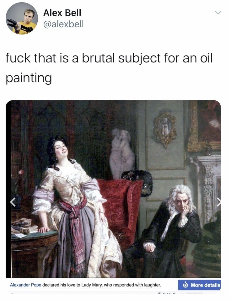 Ancient Equivalent To All My Proposals Ever Classical Art Memes In 2020 Classical Art Memes Art Memes Tumblr Funny