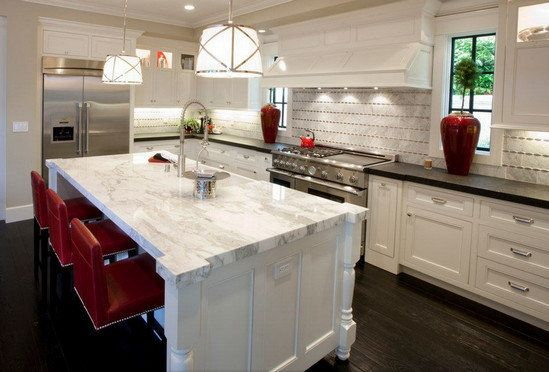 kitchen counter options country decor 8 that will make you forget granite yahoo homes