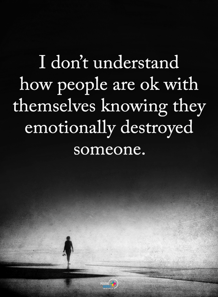 Quotes I don't understand how people are okay with themselves