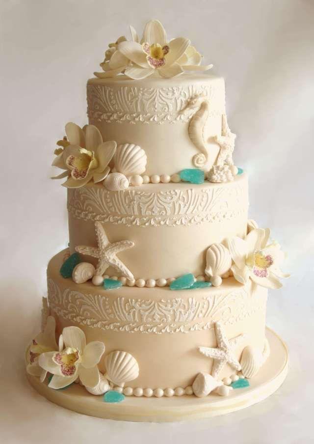 24 Beautiful Hawaiian Themed Wedding Cake Toppers Themed Wedding