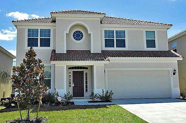 Orlando House Rental Renaissance Villa 6 Br 4 Ba House 6br In Kissimmee Sleeps 14 Homeaway House Rental Fl Vacations House