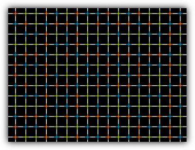 neon color spreading
