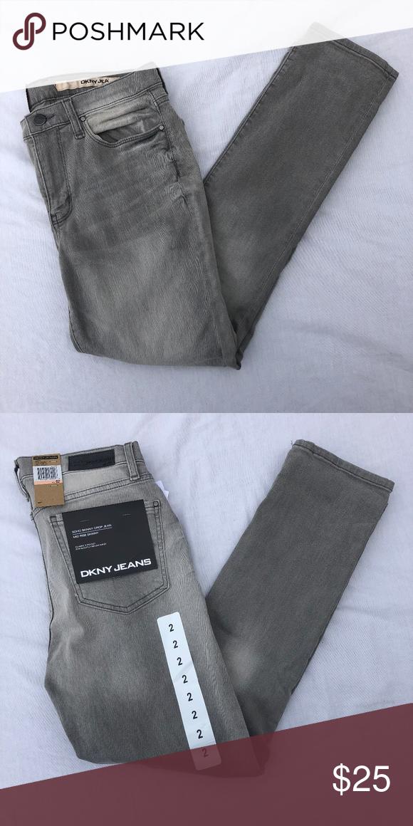 NWT Women/'s DKNY Jeans Mid-Rise Soho Classic Skinny Denim Jeans
